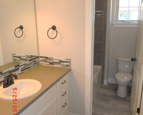 P6340 main level bath in bedroom