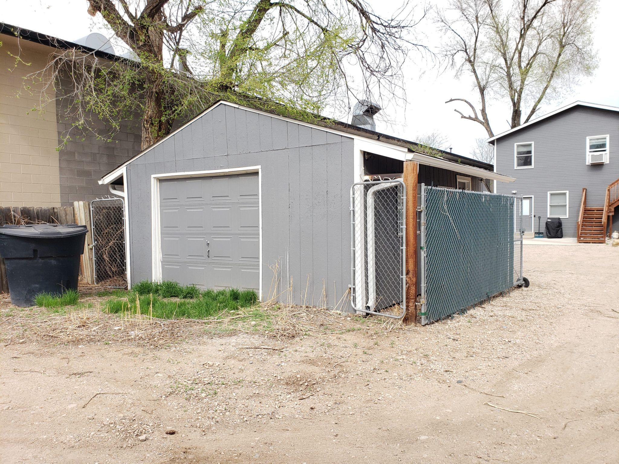 317 Stover Garage